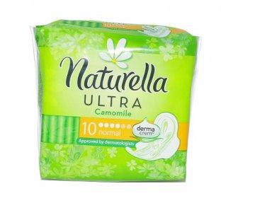 NATURELLA CAMOMILE ULTRA NORMAL (10 PCS)