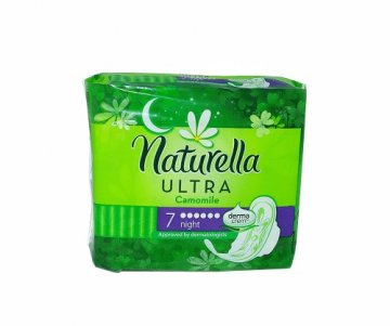 NATURELLA CAMOMILE ULTRA NIGHT  (7 SZT)