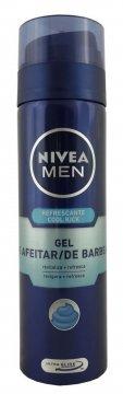 Żel do golenia Nivea Men Refrescante Cool Kick(200ml) EAN:4005808222827