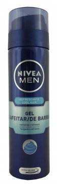 Żel do golenia Nivea Men Refrescante Cool Kick(200ml) EAN:4005808222827