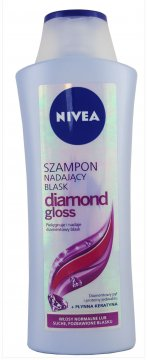 NIVEA ШАМПУНЬ DIAMOND GLOSS (400МЛ)