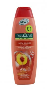 PALMOLIVE NATURALS 2 IN 1 HYDRA BALANCE (350 МЛ)