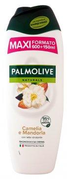 Palmolive Shower Gel Naturals Camelia&Mandorla (750ml) EAN: 8718951423176