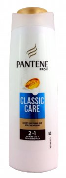 Szampon 2w1 Pantene Pro-V Classic Care 2in (400ml) EAN:5000174499810