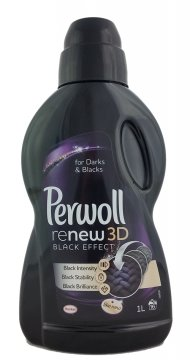 PERWOLL RE NEW BLACK  (1Л)