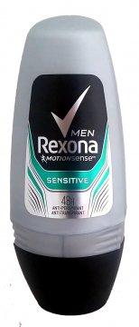 REXONA DEO ROLL ON 50ML SENSITIVE MEN