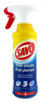 SAVO AGAINST MILDEW AND FUNGI (500ML)