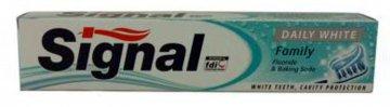 Pasta do zębów Signal Daily White (75ml) EAN:5900300856794