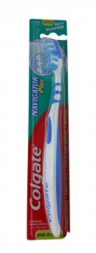 COLGATE TOOTHBRUSH NAVIGATIOR PLUS MEDIUM