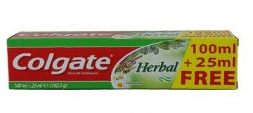 COLGATE TOOTHPASTE HERBAL (100ML+25ML)