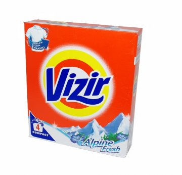 VIZIR ALPINE FRESH COMPACT (280Г)