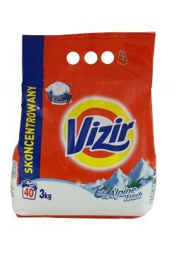 Vizir Alpine Freshness Proszek do prania  (3kg) EAN:4084500723085