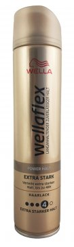 WELLAFLEX N°4 HAIRSPRAY EXTRA STARK (250 ML)
