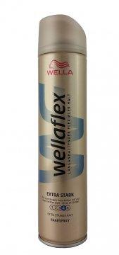 WELLAFLEX N°4 ЛАК ДЛЯ ВОЛОС EXTRA STARK (250 МЛ)