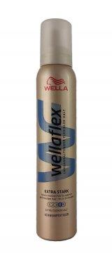 Wellaflex N°4 Extra Stark Pianka do włosów (200ml) EAN:5410076958498