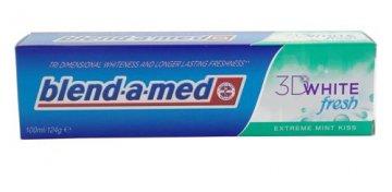 BLEND-A-MED 3D WHITE FRESH ЗУБНАЯ ПАСТА (100 МЛ)